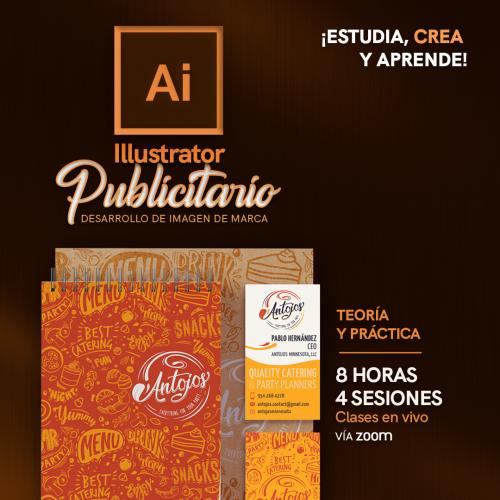 Curso de Illustrator Publicitario con Dr Graphic Venezuela